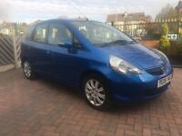 HONDA JAZZ 1.4 DSI SE petrol, 08 PLATE, 5 DOOR **FSH + NEW CLUTCH**