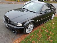BMW 325ci M SPORT Petrol/LPG