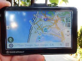 USA & Canada Sat Nav - RandMcNally Road Explorer 5