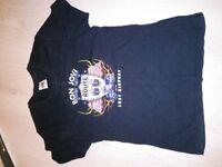 2 Official Bon Jovi T-shirts (Ladies sizes)