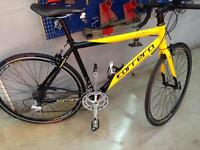 Carrera tdr Ltd road bike