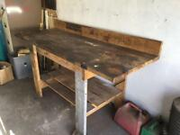 Irving Tradesman Workbench - made in Canada.