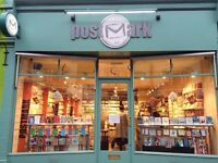 Independent card retailer Postmark - Chiswick W4 - Store Manager - Competitive salary & bonus