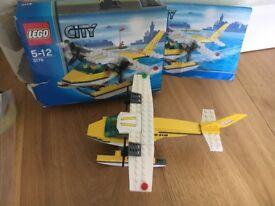 Lego 3178 - Seaplane