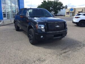 2012 Ford F-150 FX4 FX4 Black Package! Sunroof! Leather! 3.5L...