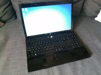 HP ProBook 4510s Laptop - Core2Duo 2GHz, 4GB, 250GB, windows 7 Pro, HDMI, webcam