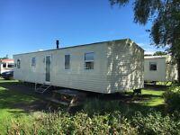 Deluxe 7 Berth Caravan for sale in the Haven Craig Tara Holiday Resort Ayr