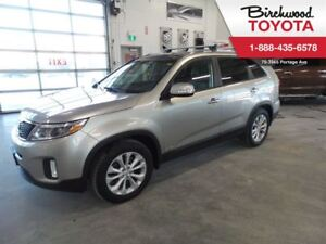 2014 Kia Sorento EX w/Snrf Leather/Pano Roof & More