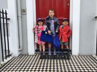 Experienced Nanny needed for 3 lively, fun, young children in a busy, happy, Brighton household