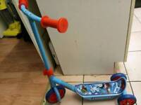 Thomas and friends scooter good condition