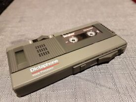 Rare Analogue original Dictaphone Voice Processor Model 1254 with case -excellent condition