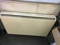 Night storage heaters 1000mm used