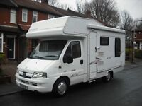 PEUGEOT MOTORHOME IN GOOD CONDITION