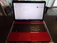 HP Pavilion G6, Windows 10 home, 500GB HDD