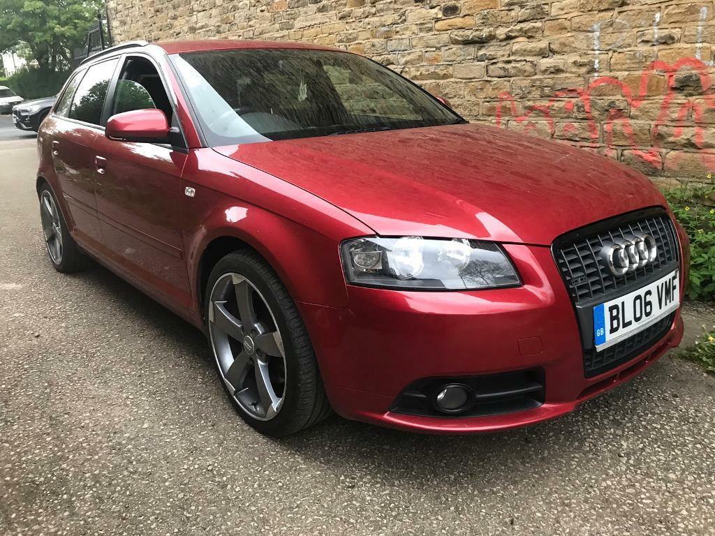 2006 Audi A3 2 0TDI DSG S LINE 170bhp | in Bradford, West Yorkshire |  Gumtree
