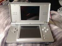 Nintendo DS Lite and Pokemon black for sale