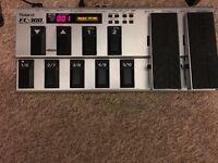 Roland FC300 midi foot pedals