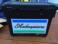 Shakespeare team seat box fishing