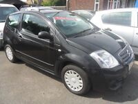 CITROEN C2 VTR 59 REG 1.4 HDI JUNE TEST F.S.H 1 OWNER BIRTLEY CAR SALES DH3 1PR