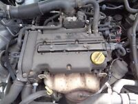 Vauxhall Astra MK5 Corsa 1.4 16V Twinport Engine Code Z14XEP --- 2004-2010 £395 Or Best Offer
