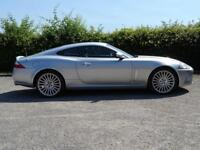 JAGUAR XKR 4.2 XKR COUPE 2d AUTOMATIC * FULL SERVICE HISTORY * (grey) 2007