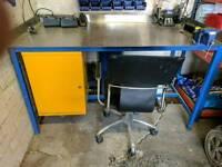 Workbench & chair
