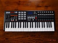 Akai MPK49 USB Midi Controller Performance Keyboard