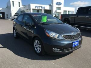 2013 Kia Rio LX - HEATED SEATS, BLUETOOTH