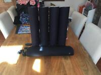 Set of 5 KEF KHT 5005 speakers, excellent condition