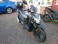 Sym Symphony sr125 black scooter moped one owner not lexmoto aprilia yamaha suzuki