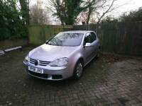 2008 VW Golf 1.9 TDI - low mileage
