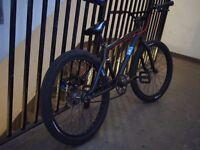 "DMR Wrath 24"" Wheel Jump Bike"