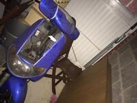 125cc Piaggio Skipper (Spares and Repairs)