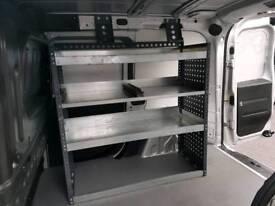 2012 Vauxhall Combo Metal Van Racking