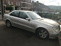 Mercedes Benz E270 Cdi Elegance 2006 QUICK SALE REQUIRED