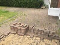 ~4000 concrete blocks