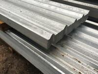 🏡 NEW > GALVANISED BOX PROFILE ROOF SHEETS