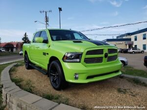 2017 Ram 1500 SUBLIME SPORT-ACCIDENT FREE-MUST SEE-APPLY NOW!!