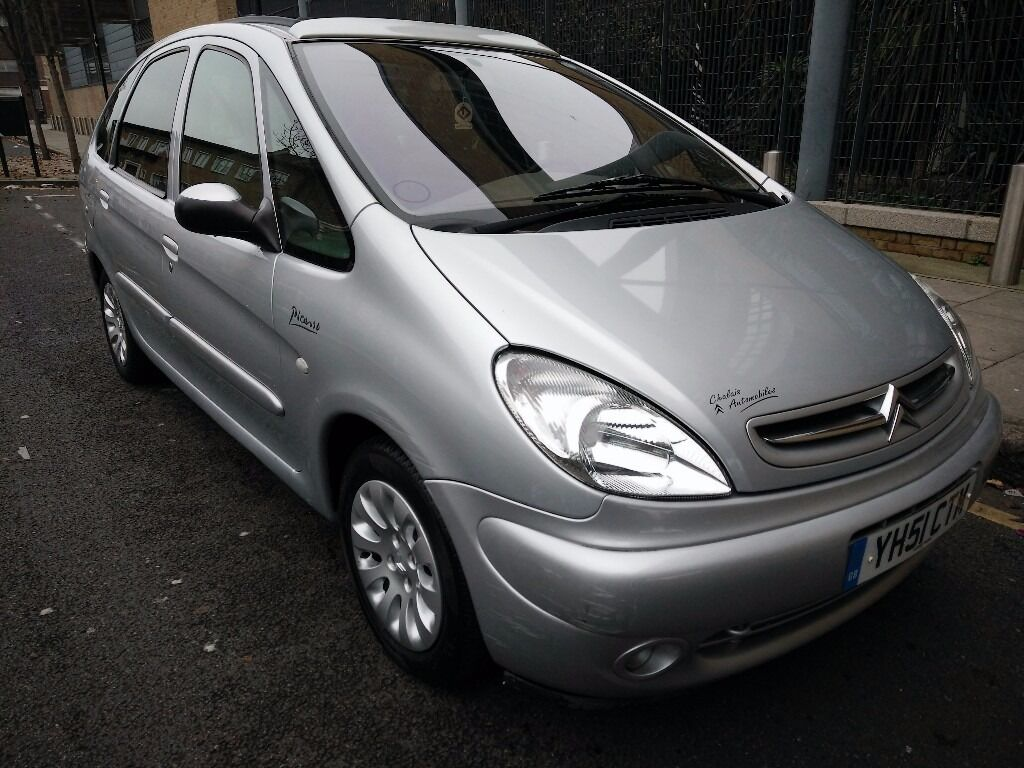 citroen xsara picasso 2 0 hdi diesel 2001 left hand drive full uk v5 1 owner cheap. Black Bedroom Furniture Sets. Home Design Ideas