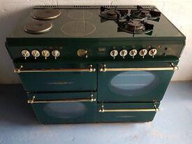Creda duel fuel range cooker