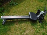 Rowing Machine. York Fitness r101.