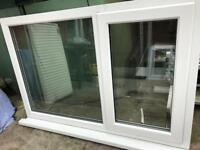 🌻 Upvc window Width 1500mm X Height 1000mm free delivery!