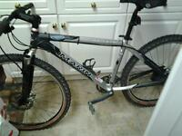 marin indain fire trail mountain bike