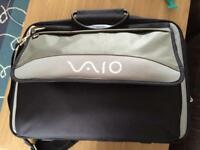 Genuine SONY VAIO PCCG-CCP2W Laptop Bag.