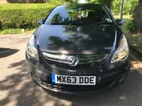 Vauxhall corsa 1.0 ecoFlex 2013 very low mileage,1 owner full service history,p-ex welcome