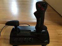 Black Widow Flight Stick (joystick)