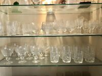 Crystal glasswear