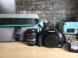 Canon 1000D DSLR Camera w/ 18-55mm Lens
