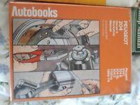 Peugeot 201 Owners Workshop Manual