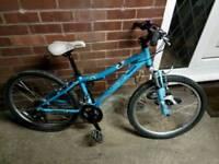 Mongoose girl bike
